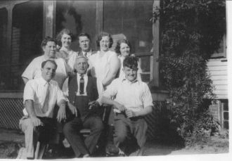Heidke Family Members in Exeter