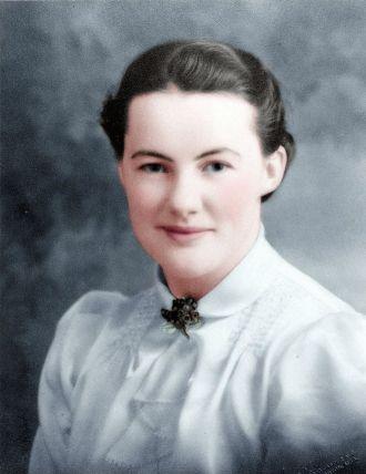 Margaret Bolingbroke Marshall (Alberta, Canada)
