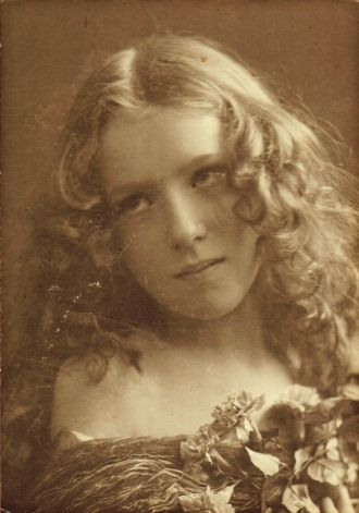 Clarice DeTurk 1885-1954  age 12