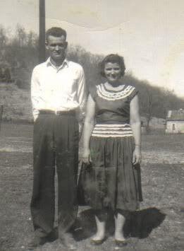 J.W. & Eula McCullough, Tennessee 1955