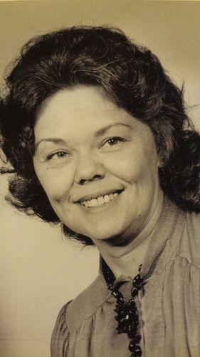 Nancy Clapham