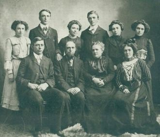 Philip Runser Family Early