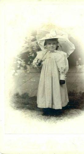 Unknown Little Girl 3
