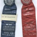 DAR State Conference Ribbons