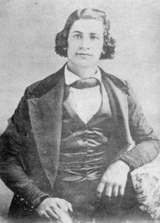 John Daniel Thompson McAllister
