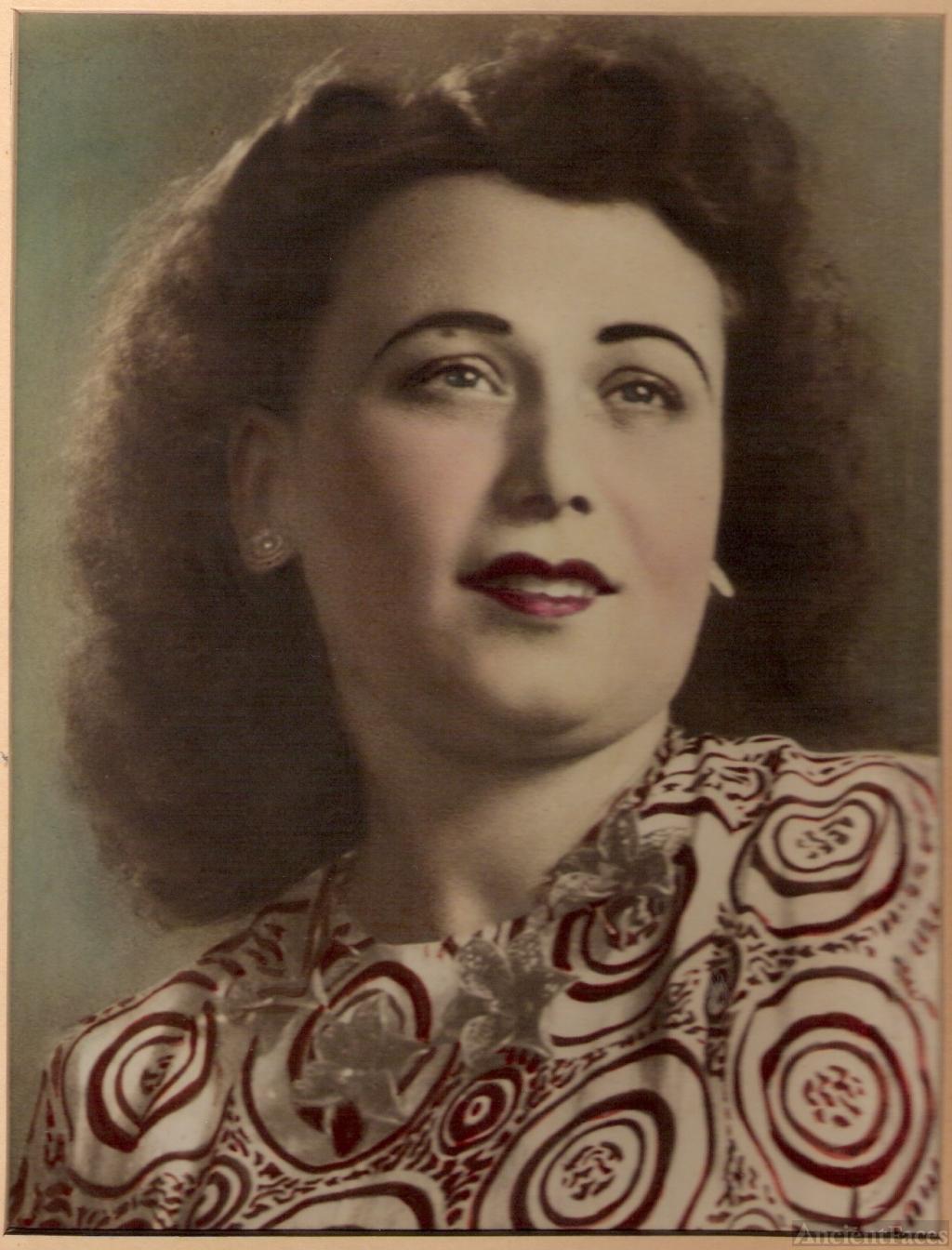 Thelma Doreen Malloy, UK