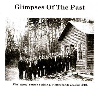 Dennyville Baptist Church, North Carolina