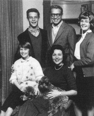 Allen Ellsworth Ludden family