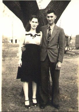 Peter and Dollie(Coulter)Whitlow