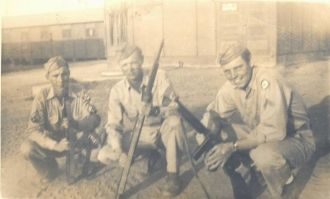 Army Buddies/WWII