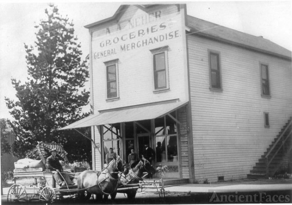 A.A. Neher Groceries and General Merchandise