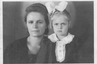 Ivan Glogar family, Slovakia