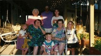 Wiltse & Lewis Family, 1997