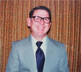 A photo of Leonard John Chapman
