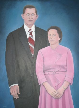 Terry and Lillie Pike