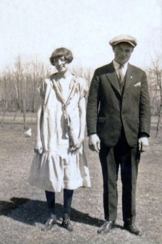 Ruth and Oliver Wolner