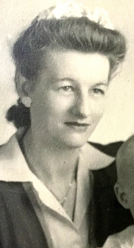 Janet (Naisby) Downey