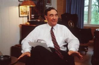 Kentucky Governor Louie Nunn