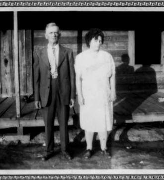 Clarence  & Iva Mae Judy Patrick, MS