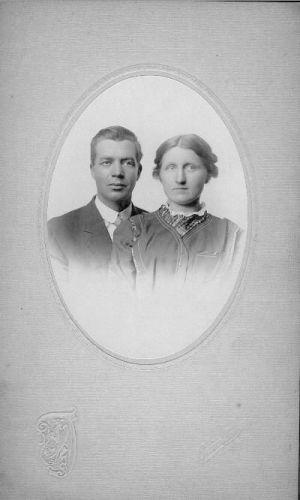 Mr. & Mrs. Jerry Prest Smith