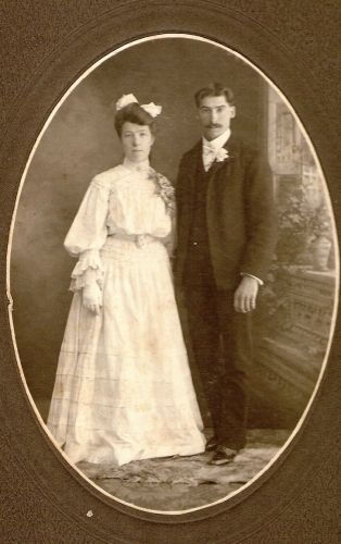 William Henry and Laura