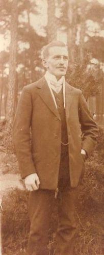 A photo of Alvis Aloysius Wallner