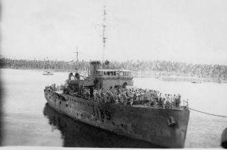 An Aussie Transport Boat