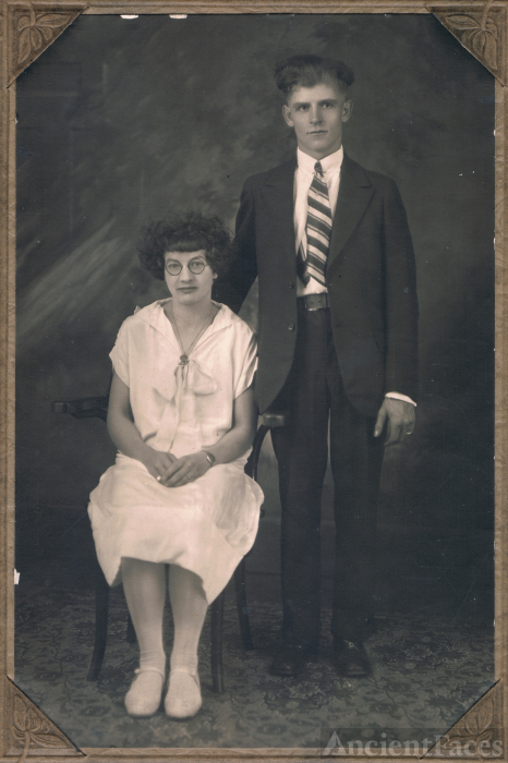 Nonie Weaver and Gerald Seese