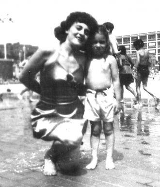Sandra and Grace Gabriele Karlsen