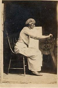 Carrie Evelyn (Hawkins) Roberts, ME 1915
