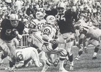 "The ""Heidi"" Game, 1968"