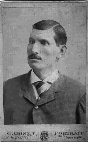 A photo of Charley Jones