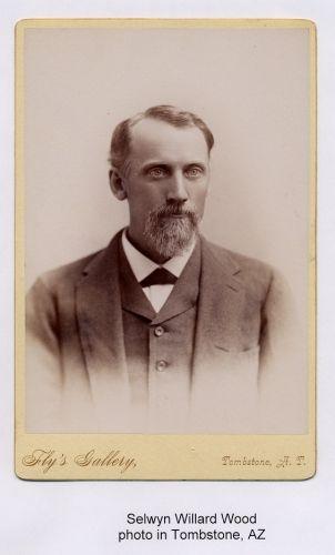 Selwyn Willard Wood, Arizona