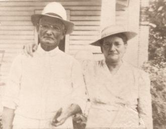 William & Mattie Bowen