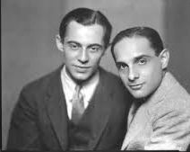 """Richard Rodgers and """"Larry"""" Hart"""