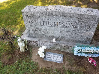 Dorthea C (Lozar) Thompson Gravesite