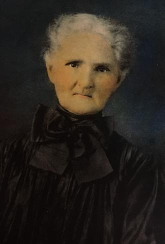 Amanda Elizabeth Bishop Shelton