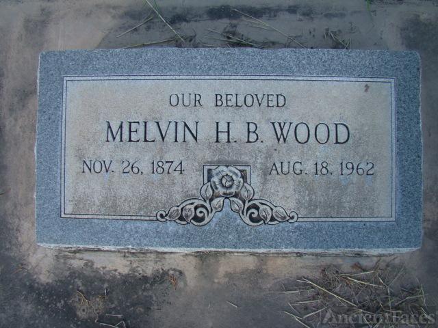 Melvin Henry Bennett Wood