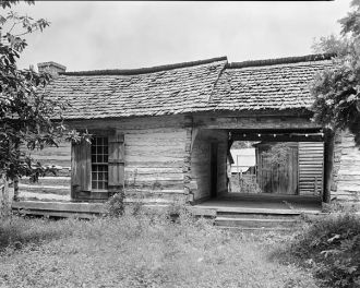 Gen. Joe Wheeler Houses and Cabin