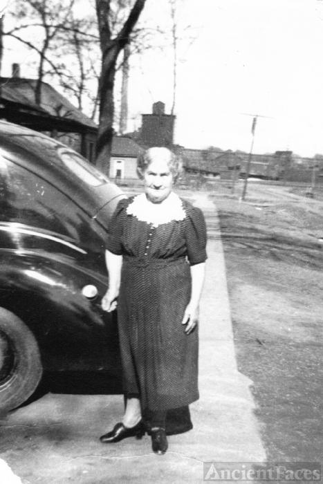 Mary Nancy Patten (Patton) Troxel, 1930