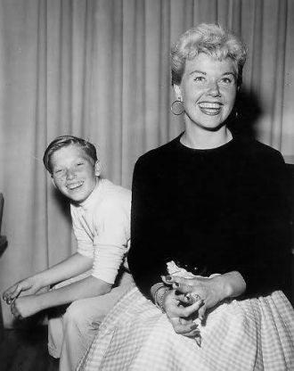 Doris Day and Terrence Melcher