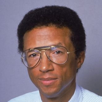 A photo of Arthur Ashe