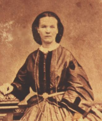A photo of Elizabeth (Leslie) Mcdonald