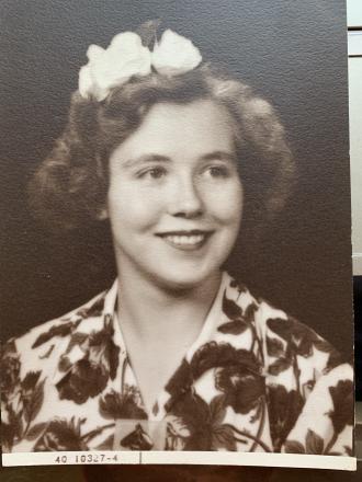 Betty Elaine Waller