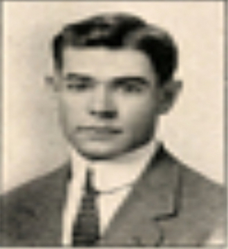Moses Gosian Yearbook Photo