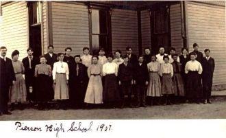 Pierson High School 1907