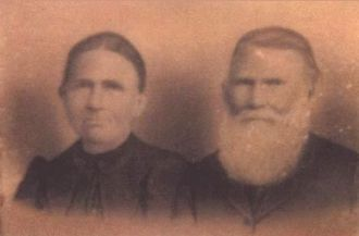 Joseph C. Peacock & Theldra Elmtra C. McCarrh