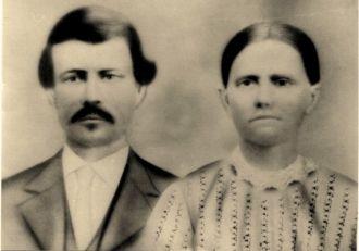 ELI TOWNSEND STEADMAN & MARY LOUISA OVERSTREET