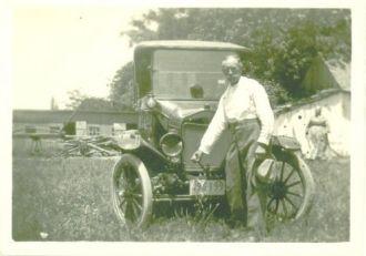 Charles O. Sams of Clinton Co., OH