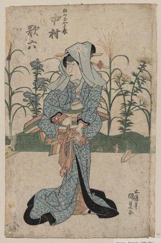 Nakamura karoku no kinokuniya koharu